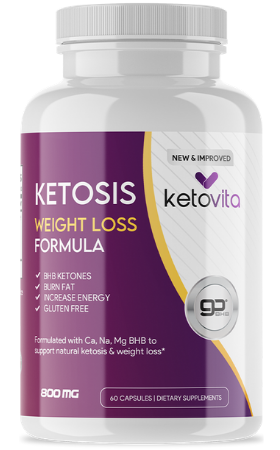 Keto Vita Pills Ketogenic Supplement | 60 Count