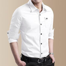 Load image into Gallery viewer, New Thin Breathable Military Men Shirts