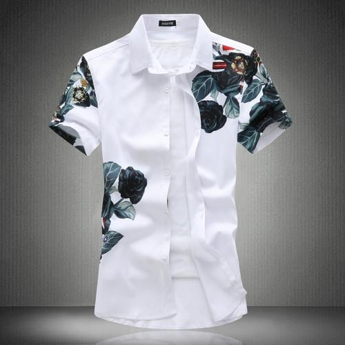 Summer brand Original Half Sleeve Shirts