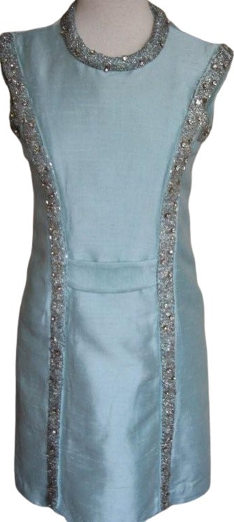 Diamante Vintage Dress