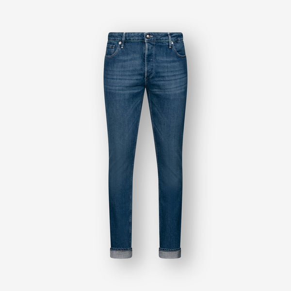 Iconic blue jeans and JEANS - Ettemadis tailoring
