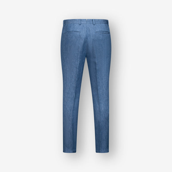 Linen jeans trouser and TROUSERS - Ettemadis tailoring