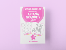 Lade das Bild in den Galerie-Viewer, Word Puzzles Inspired by ARIANA GRANDE's Lyrics
