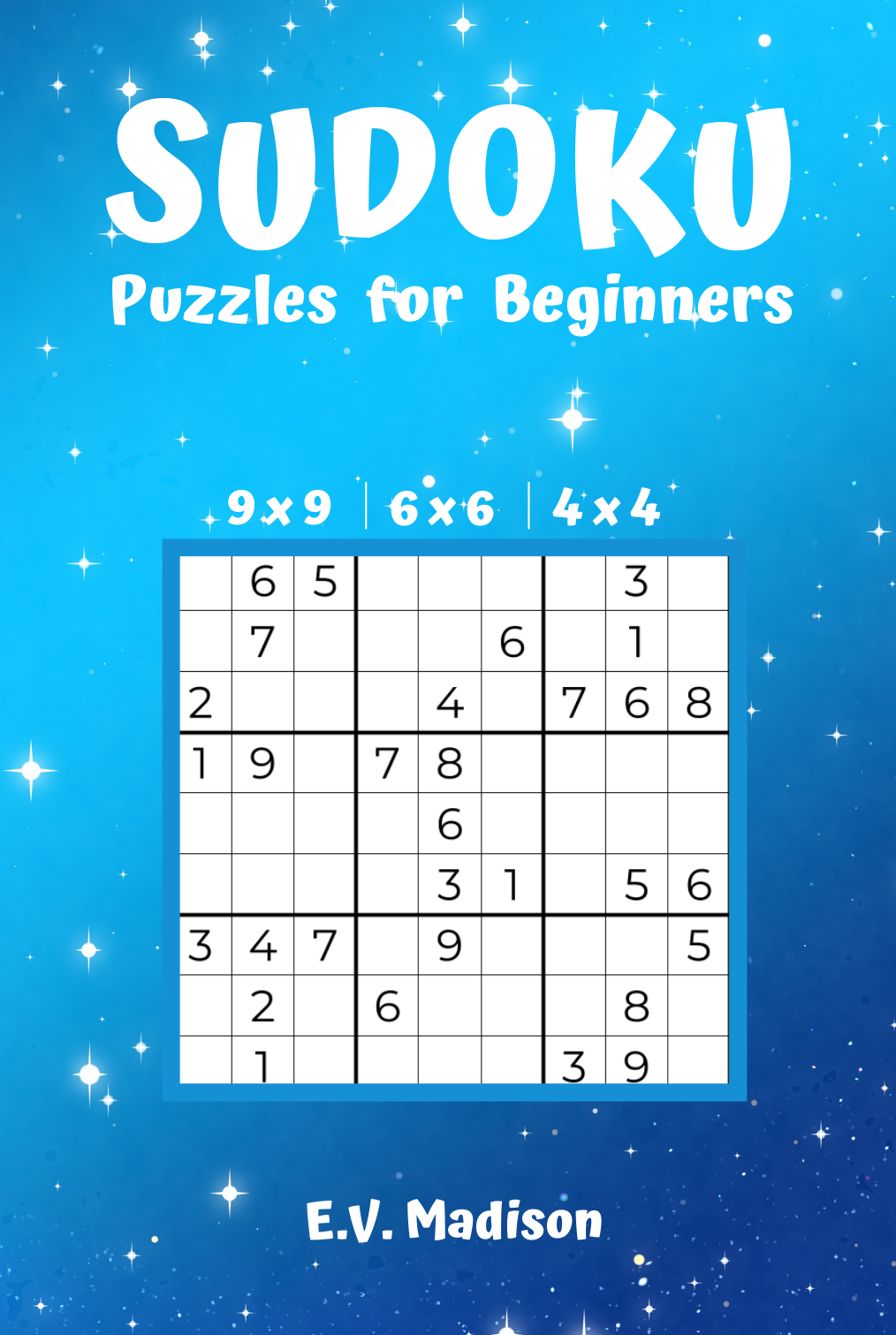 SUDOKU Puzzles for Beginners