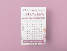 将图片加载到图库查看器,The Language of Flowers Word Search Puzzles