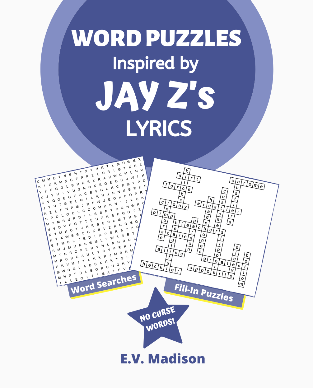 Word Puzzles Inspired by JAY Z's Lyrics