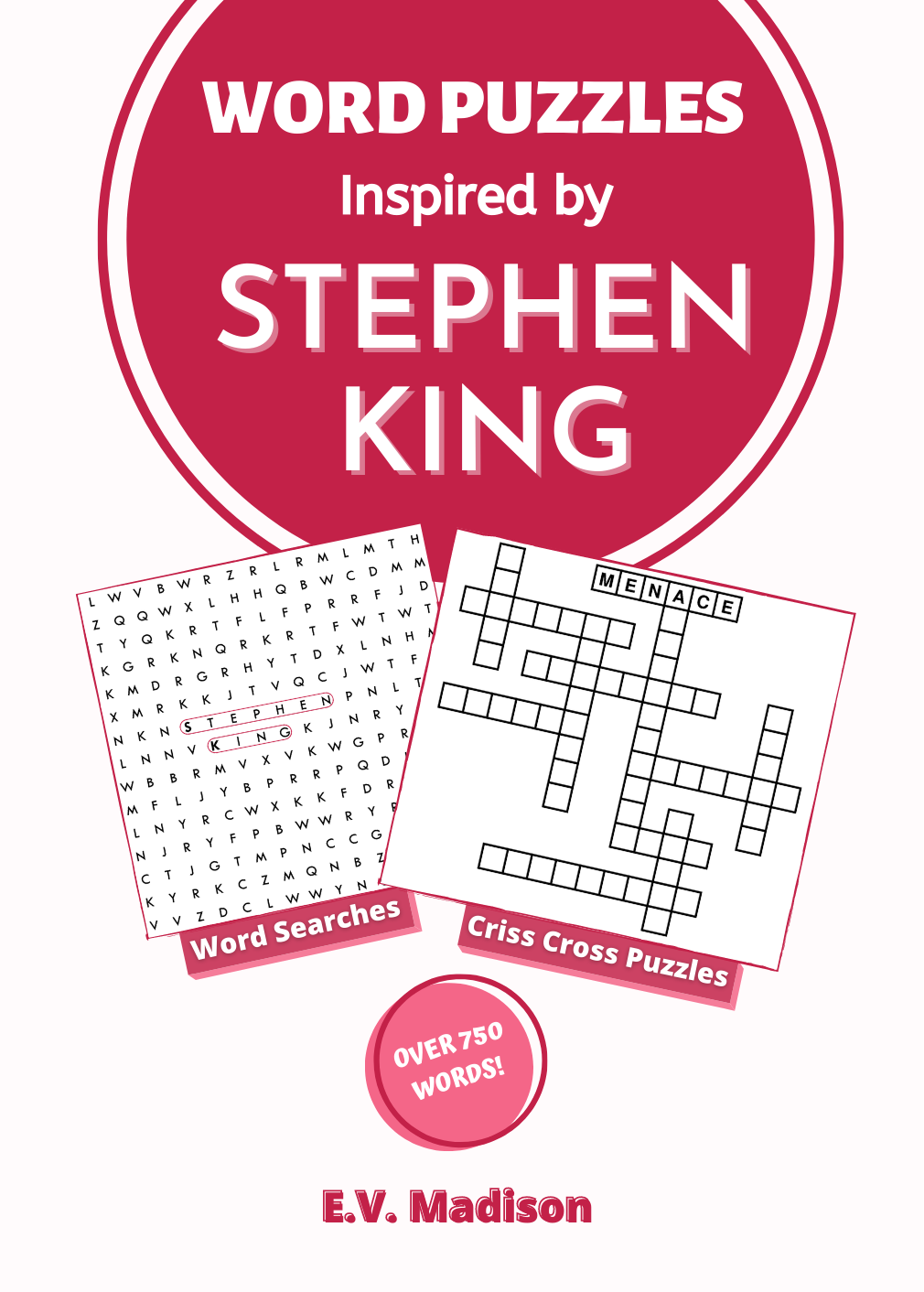 Word Puzzles Inspired by Stephen King