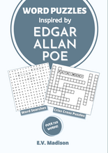 Lade das Bild in den Galerie-Viewer, Word Puzzles Inspired by Edgar Allan Poe