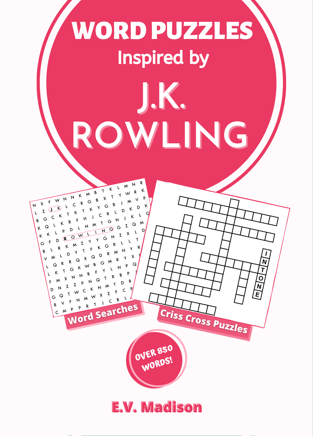 Word Puzzles Inspired by J. K. Rowling