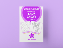 Lade das Bild in den Galerie-Viewer, Word Puzzles Inspired by LADY GAGA's Lyrics