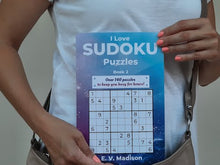 Load and play video in Gallery viewer, I Love Sudoku Puzzles - Book 2
