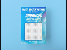 在图库查看器中加载和播放视频,Word Search Puzzles with 2000 Advanced English Words