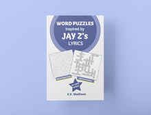 Charger l'image dans la galerie, Word Puzzles Inspired by JAY Z's Lyrics