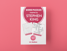 Lade das Bild in den Galerie-Viewer, Word Puzzles Inspired by Stephen King