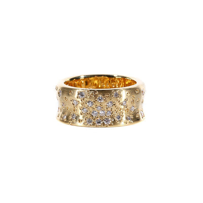 18K Gold Diamond Ring - 20548926 - H&H Jewellery Pty Ltd
