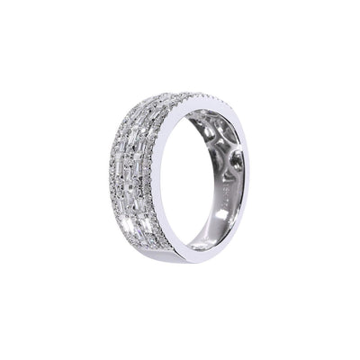 18K Gold Diamond Ring - 20558468 - H&H Jewellery Pty Ltd