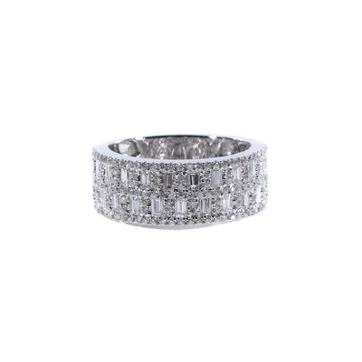 18K Gold Diamond Ring - 20558475 - H&H Jewellery Pty Ltd