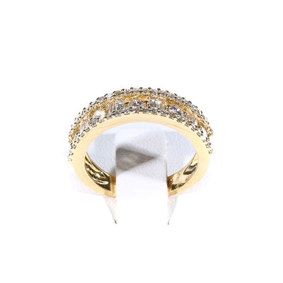 18K Gold Diamond Ring - 20560140 - H&H Jewellery Pty Ltd