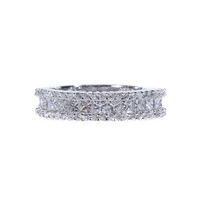 18K Gold Diamond Ring - 20560171 - H&H Jewellery Pty Ltd