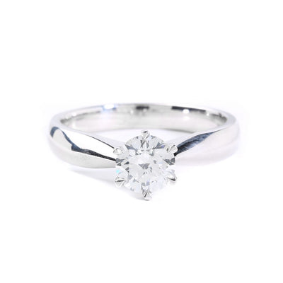Brilliant Solitaire Engagement Ring - 20568467 - H&H Jewellery Pty Ltd