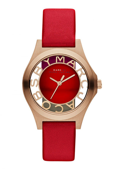 Marc By Marc Jacobs Henry Skeleton Watch - MBM1338 - H&H Jewellery Pty Ltd