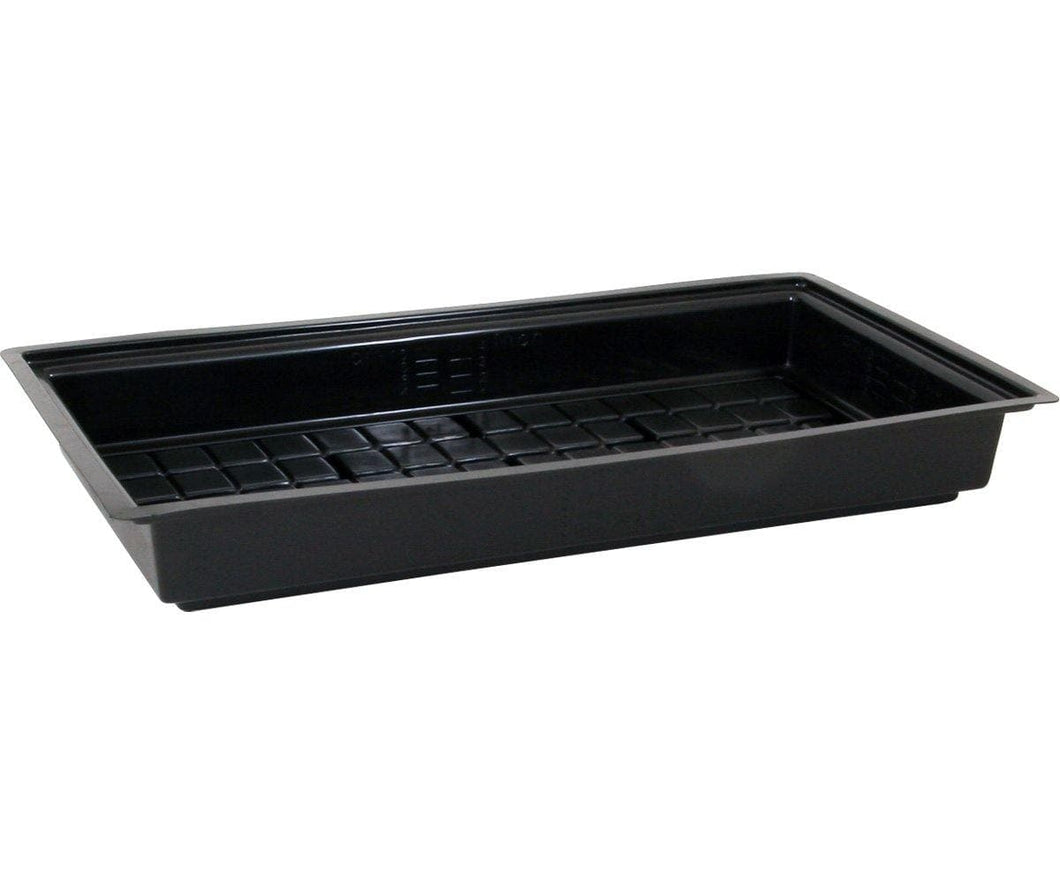 Black Flood Table/Tray, 2'x4' - Elevated Lighting Company