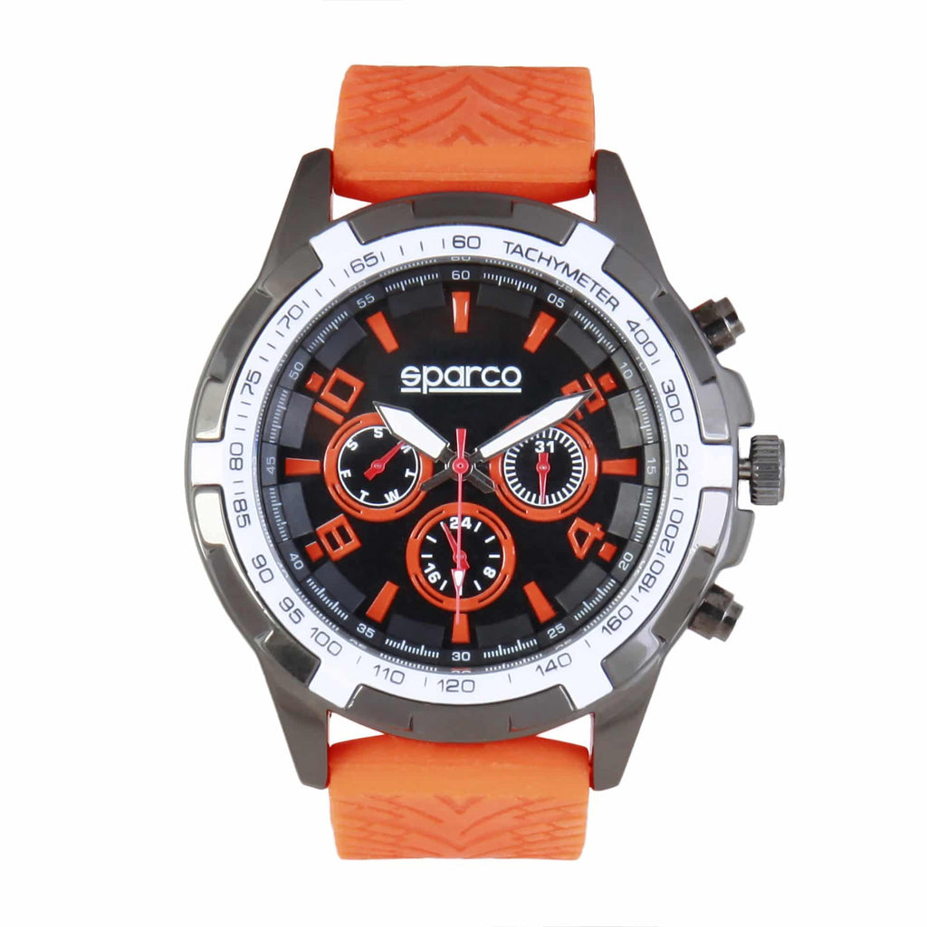Montre Sparco Eddie Orange sparcofashion.fr