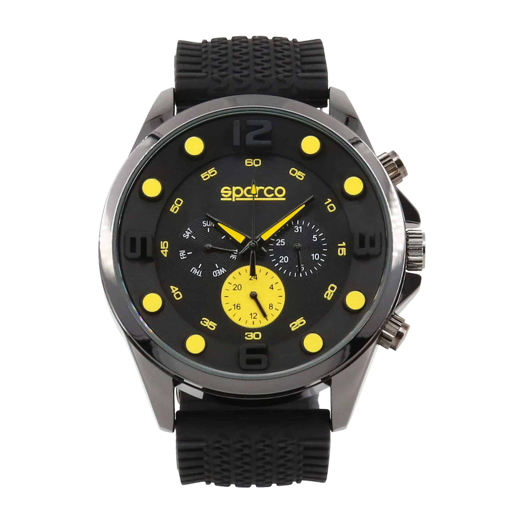 Montre Sparco Marc Jaune sparcofashion.fr