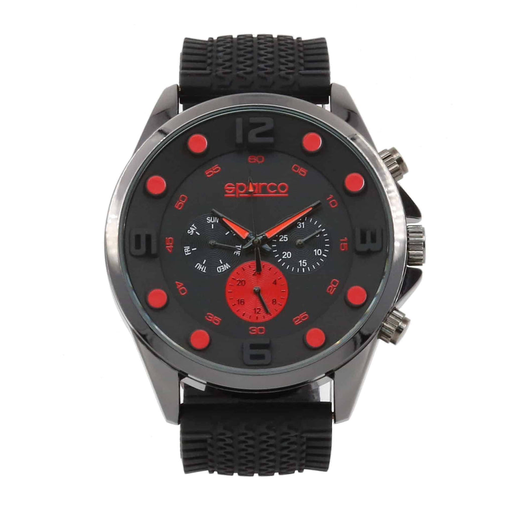 Montre Sparco Marc Rouge sparcofashion.fr