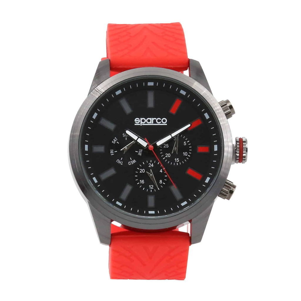 Montre Sparco Niki Rouge sparcofashion.fr