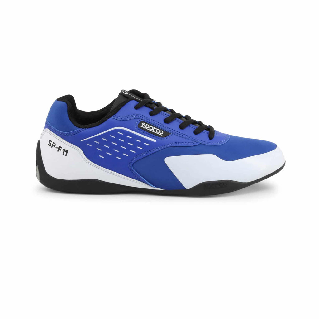 Sneakers Sparco SP-F11 Bleu/Blanc esprit racing Sparco Fashion