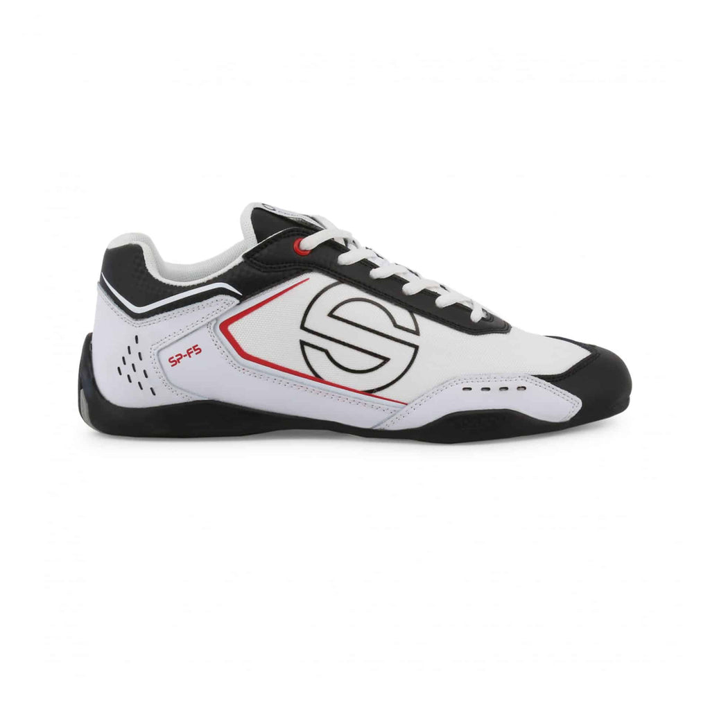 Sneakers Sparco SP-F5 Blanc/Noir sparcofashion.fr