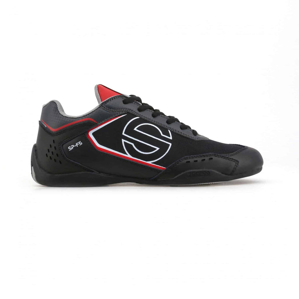 Sneakers Sparco SP-F5 Noir/Rouge sparcofashion.fr
