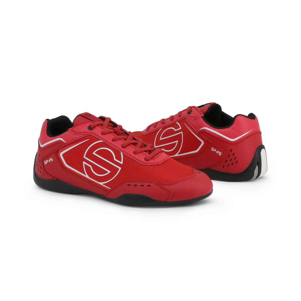 Sneakers Sparco SP-F5 Rouge/Blanc sparcofashion.fr