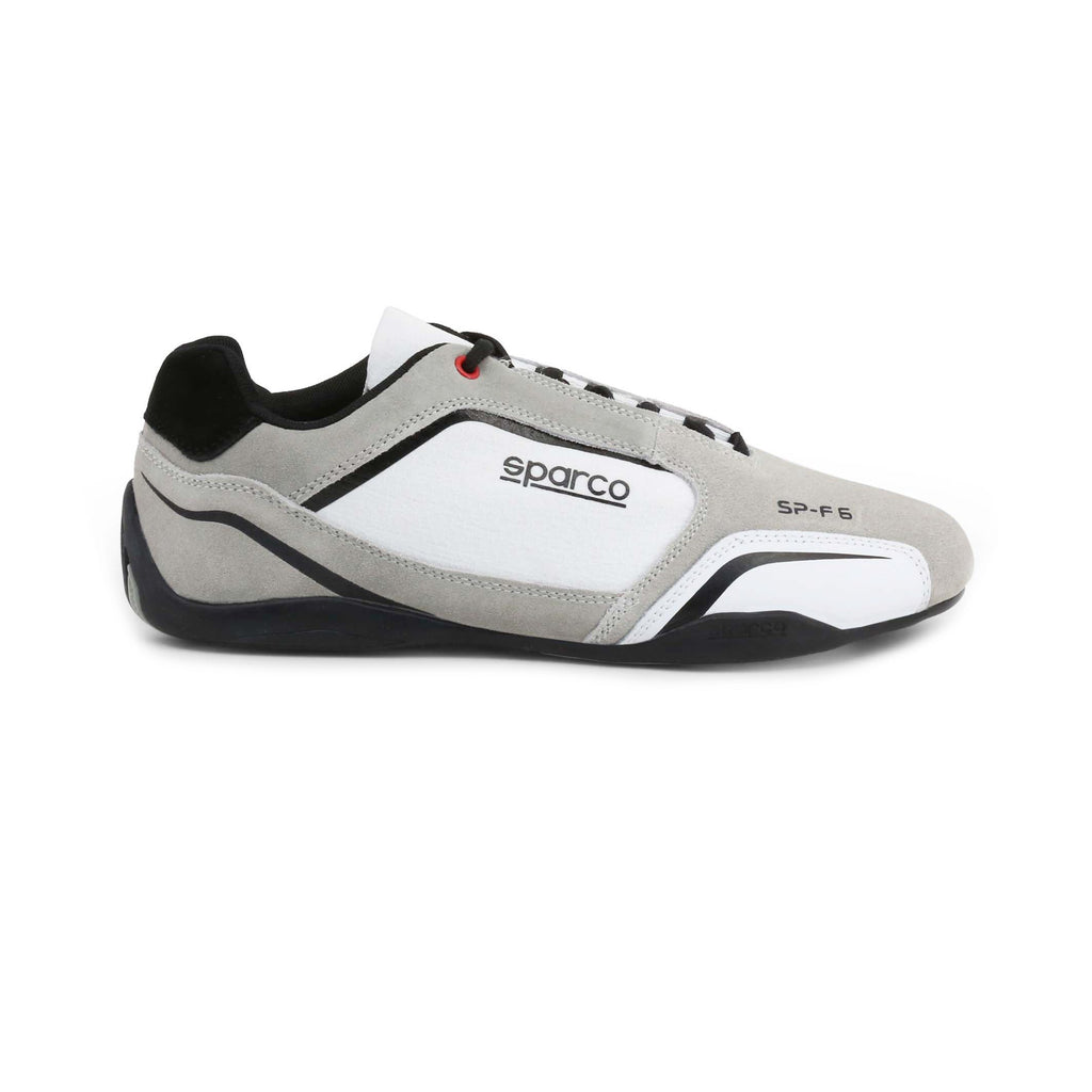 Sneakers Sparco SP-F6 Blanc/Gris esprit racing Sparco Fashion