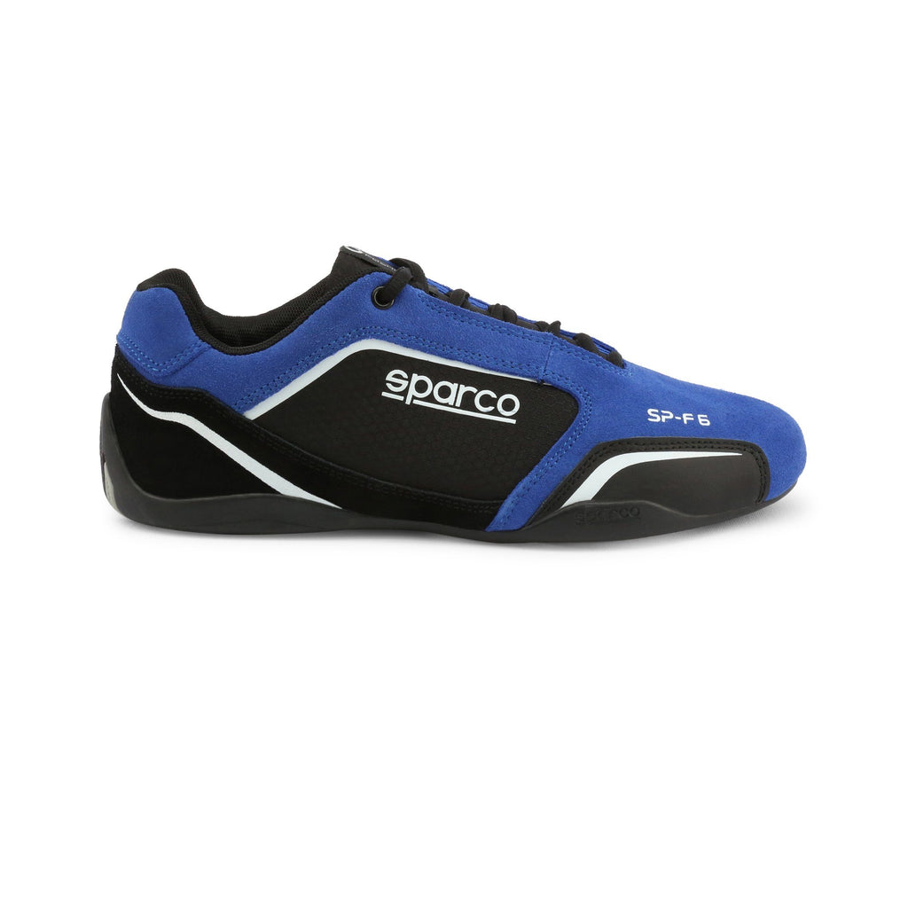 Sneakers Sparco SP-F6 Bleu/Noir esprit racing Sparco Fashion