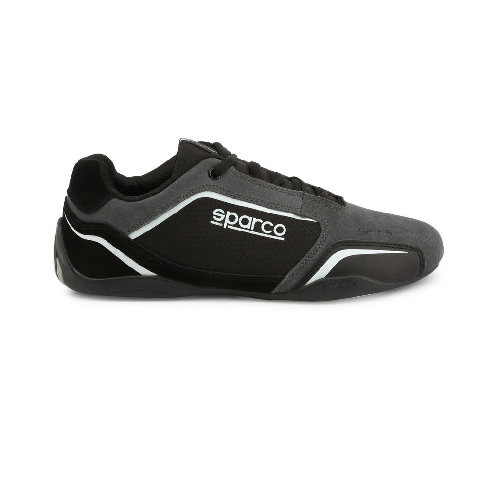 Sneakers Sparco SP-F6 Gris/Noir esprit racing Sparco Fashion