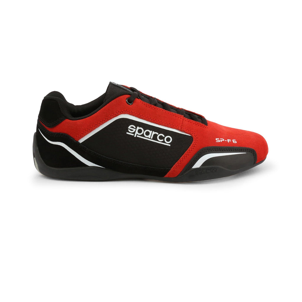 Sneakers Sparco SP-F6 Rouge/Noir esprit racing Sparco Fashion