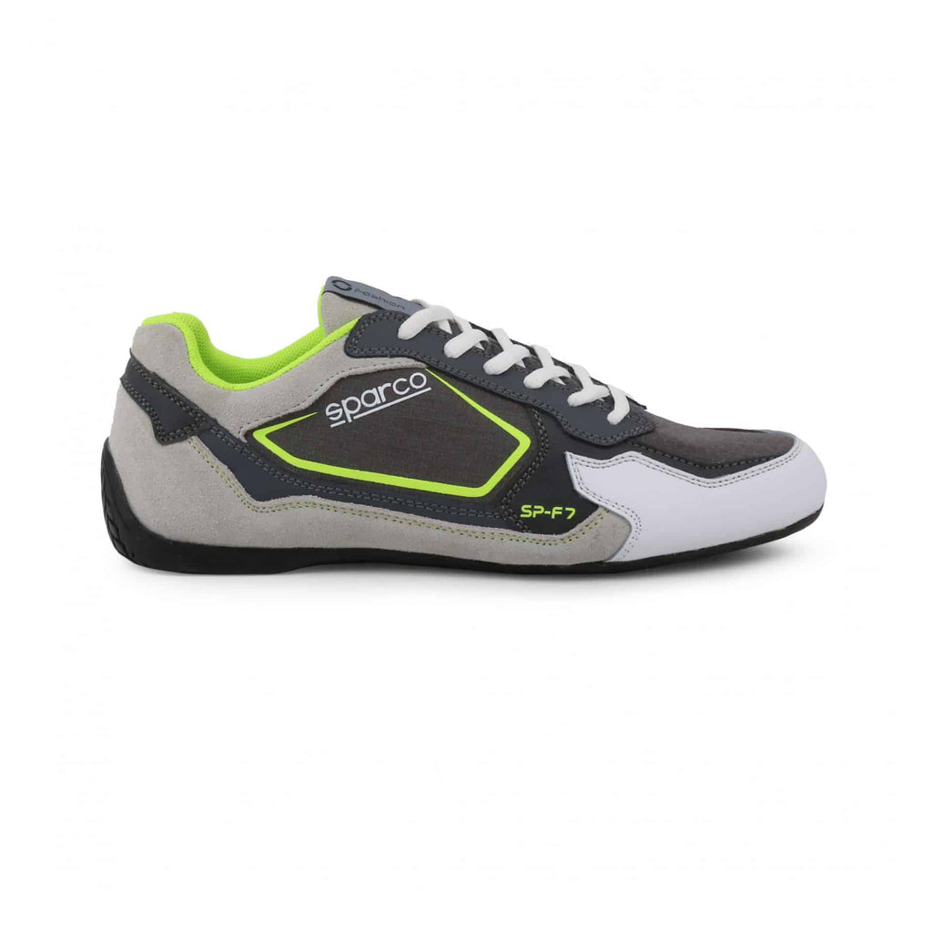 Sneakers Sparco SP-F7 Gris/Fluo sparcofashion.fr