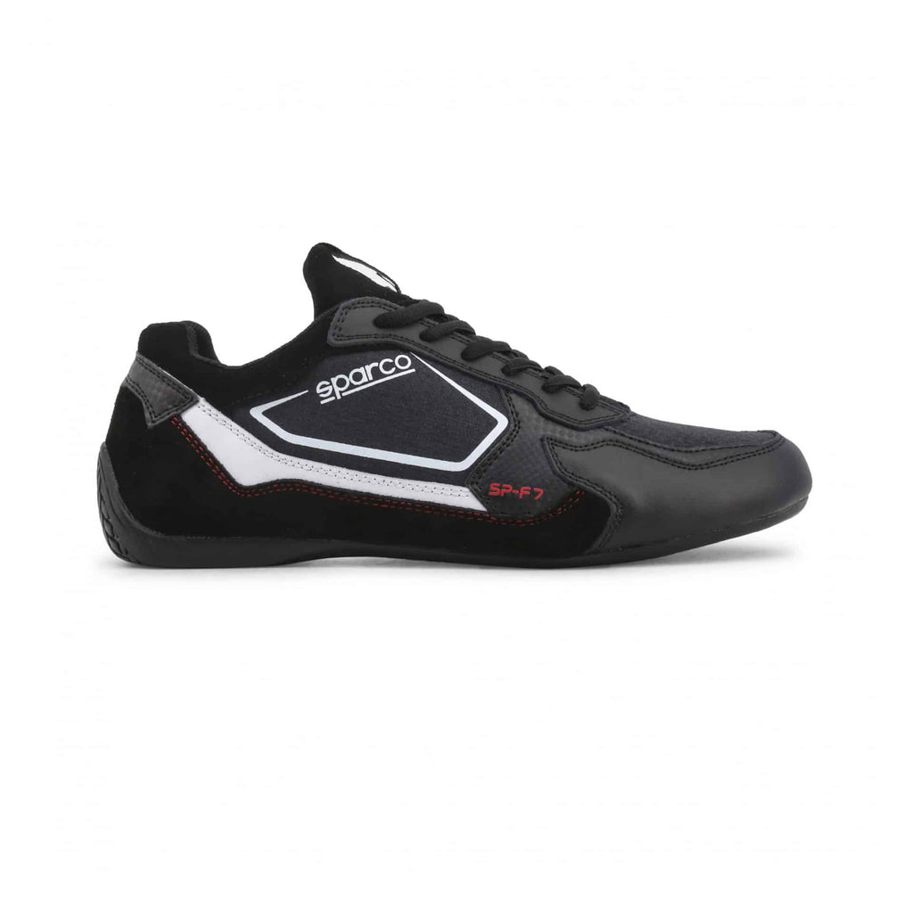 Sneakers Sparco SP-F7 Noir/Rouge sparcofashion.fr