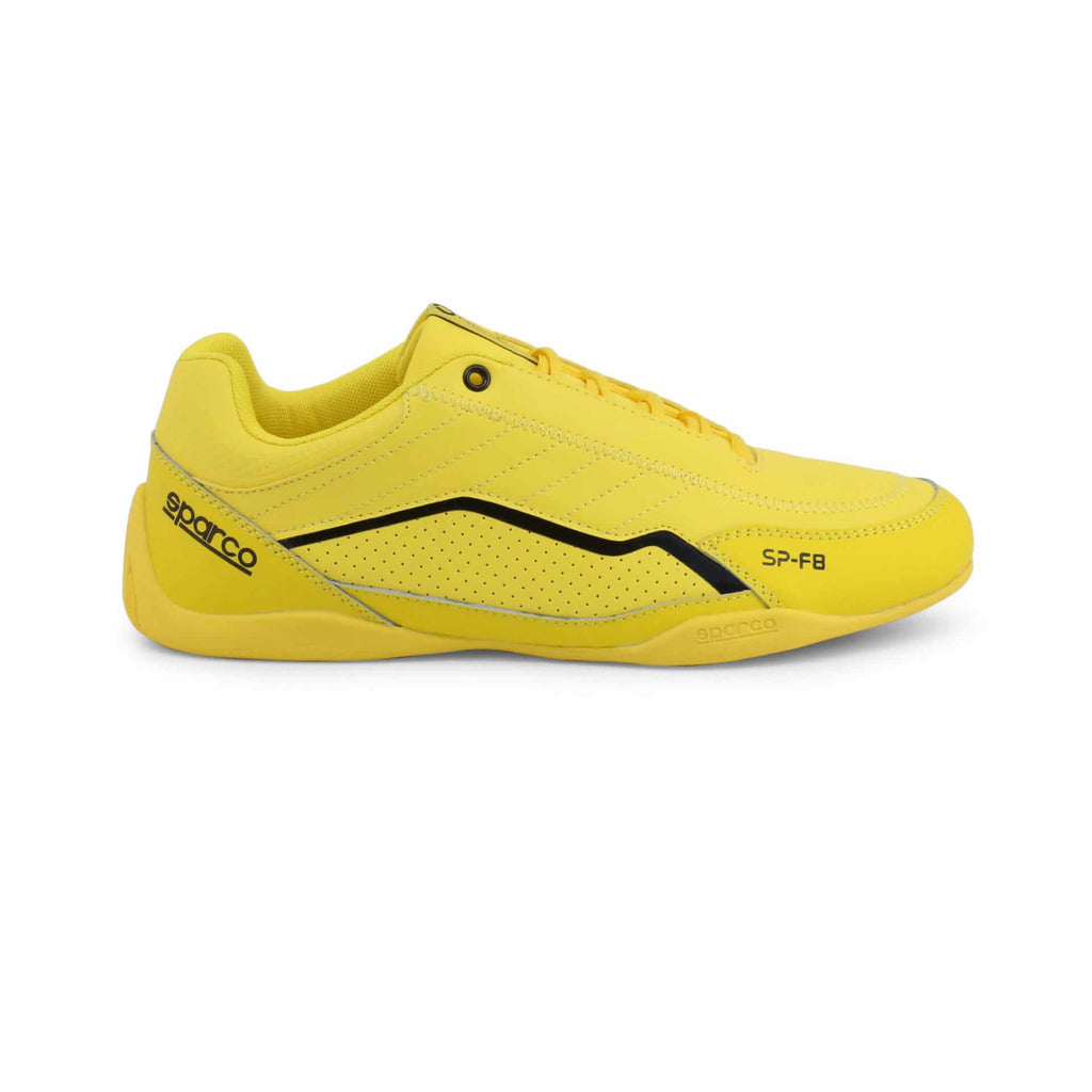 Sneakers Sparco SP-F8 Jaune esprit racing Sparco Fashion
