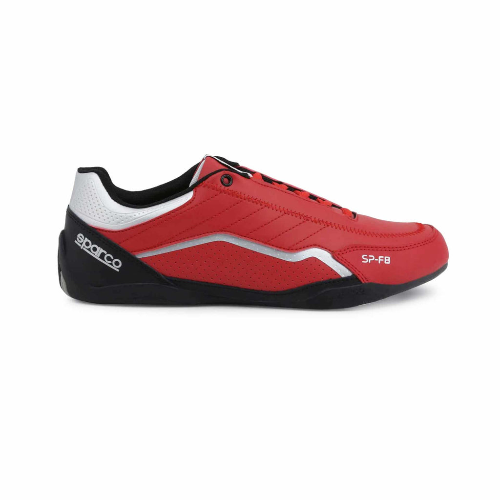 Sneakers Sparco SP-F8 Rouge sparcofashion.fr