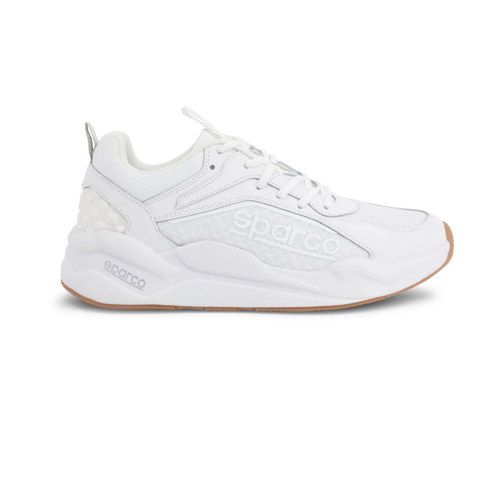 Sneakers Sparco SP-FX Full White sportswear Sparco Fashion