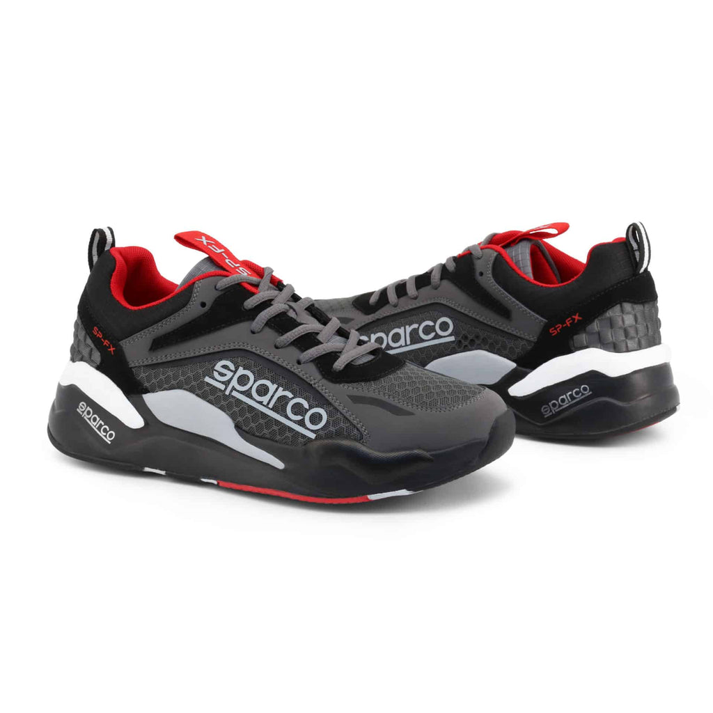 Sneakers Sparco SP-FX Gris/Noir sparcofashion.fr