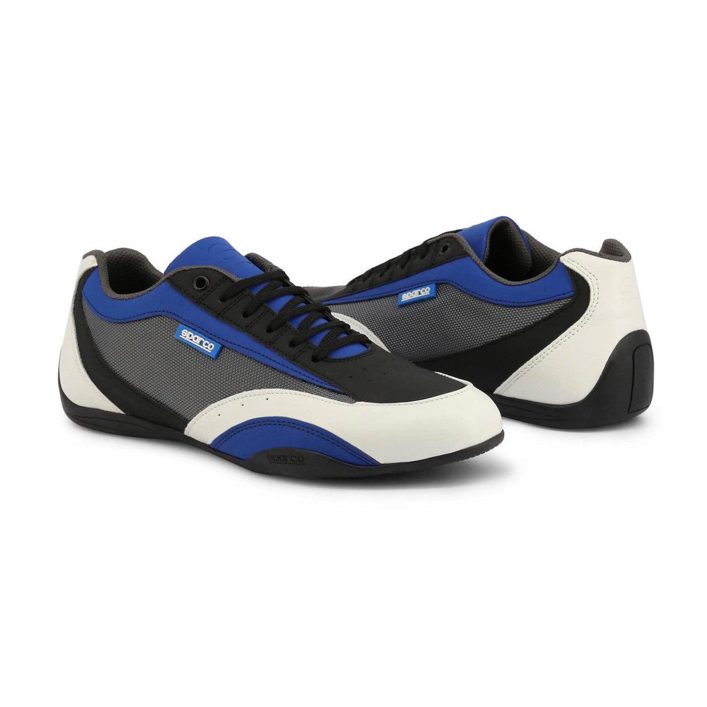 Sneakers Sparco Zandvoort Blanc/Bleu esprit racing Sparco Fashion