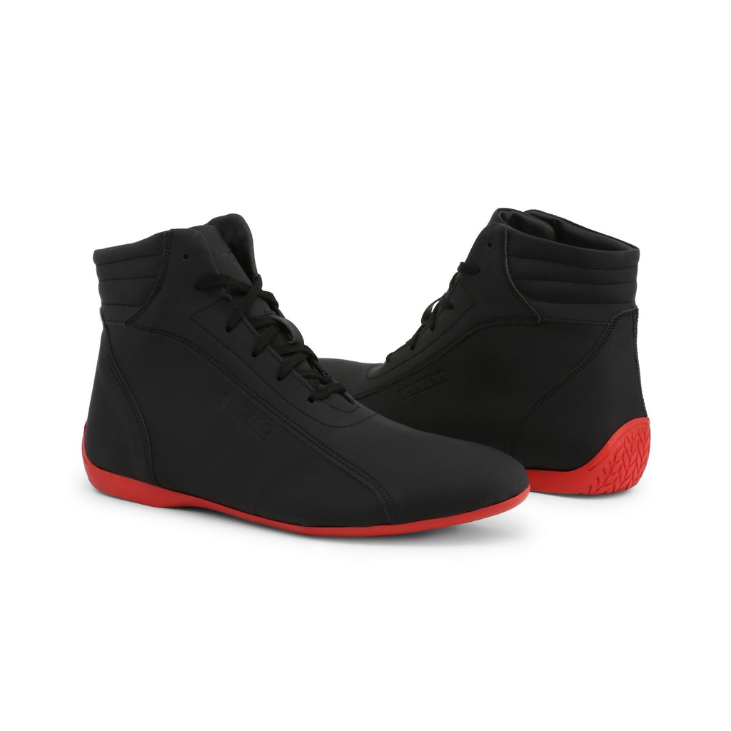 Sparco Monza Limited Edition Noir/Rouge premium Sparco Fashion