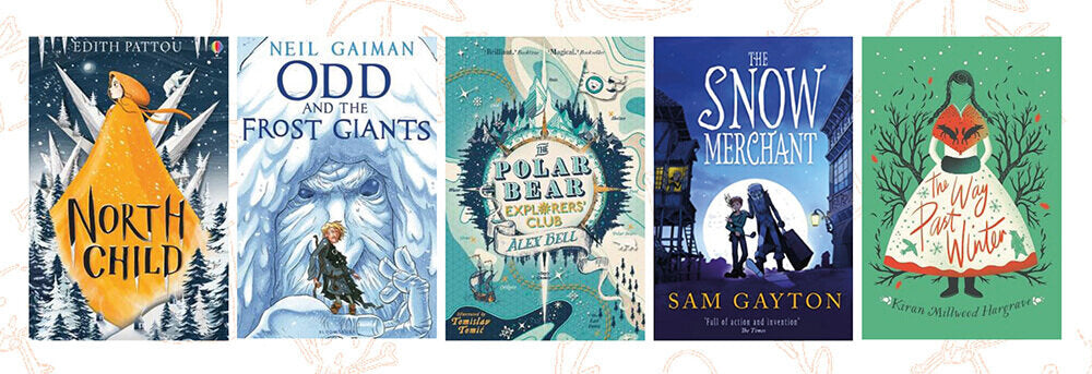 5 wintry reads for 8-12 yr olds