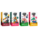 Small & Wild tea for kids bundle with four packs of tea