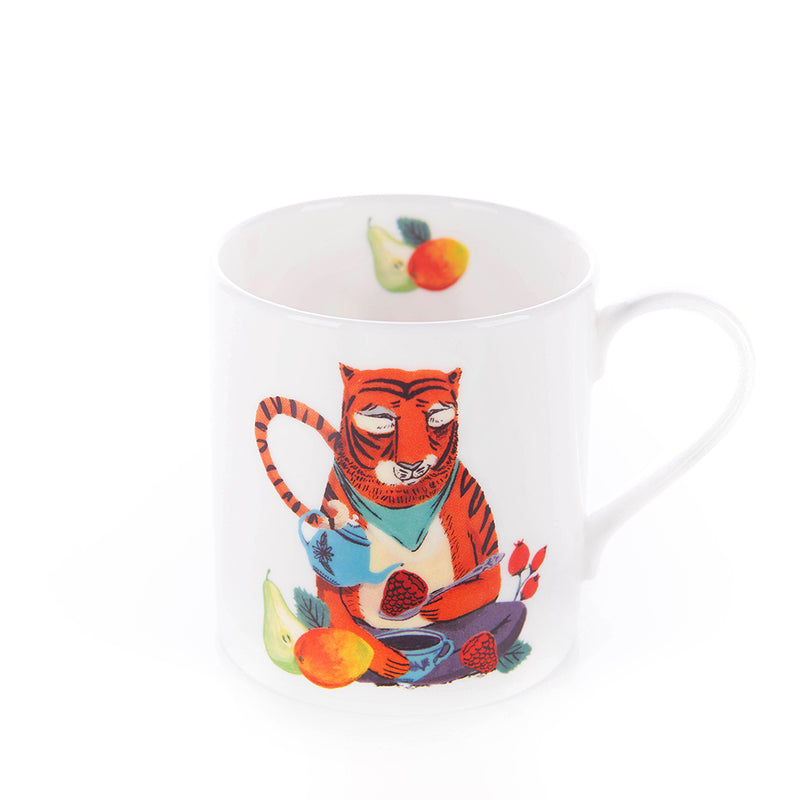Merry Tiger kids mug from Small & Wild