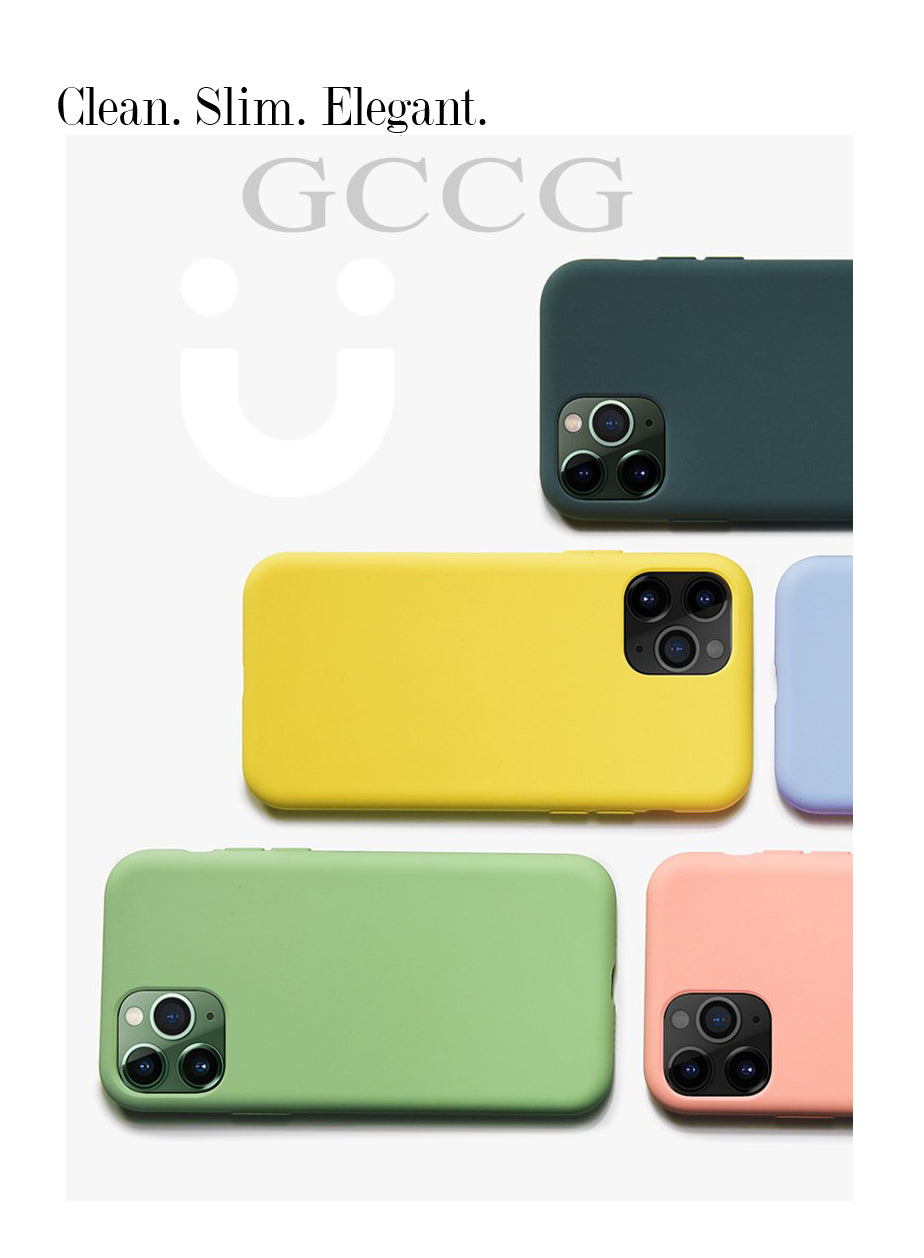 GCCG Joy Phone Case for iPhone